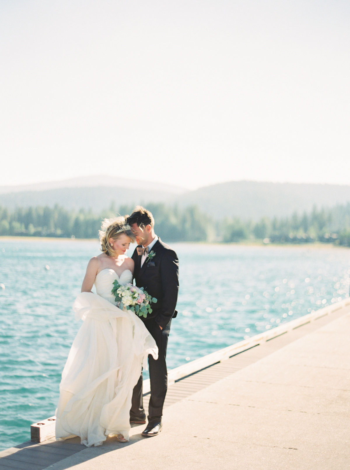 Lake Tahoe Weddings | Lake Tahoe Wedding Kerry Mike Matoli Keely San Diego Wedding