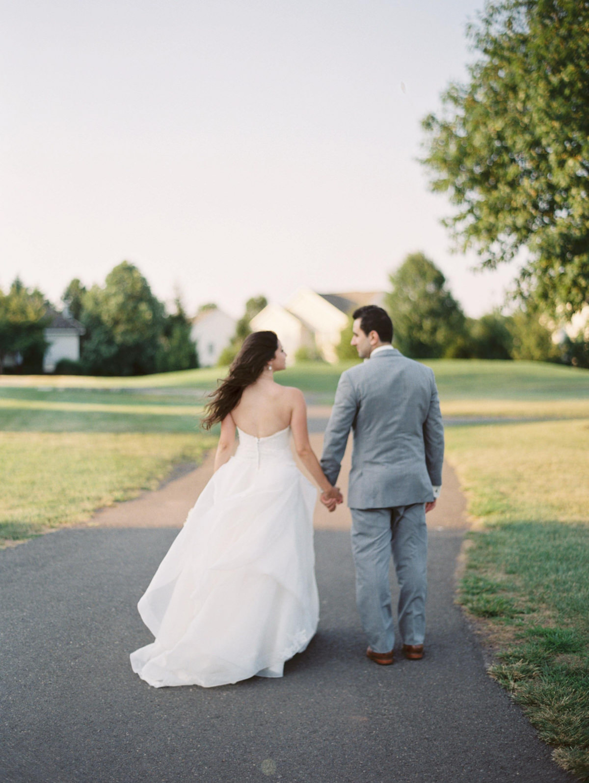 Virginia Country Club Wedding photo by Matoli Keely Photography