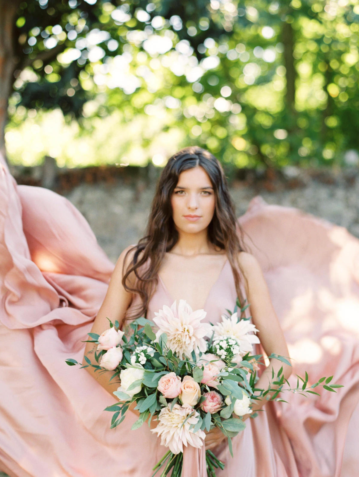 European Wedding Inspiration Garden wedding photo by Matoli Keely Photography