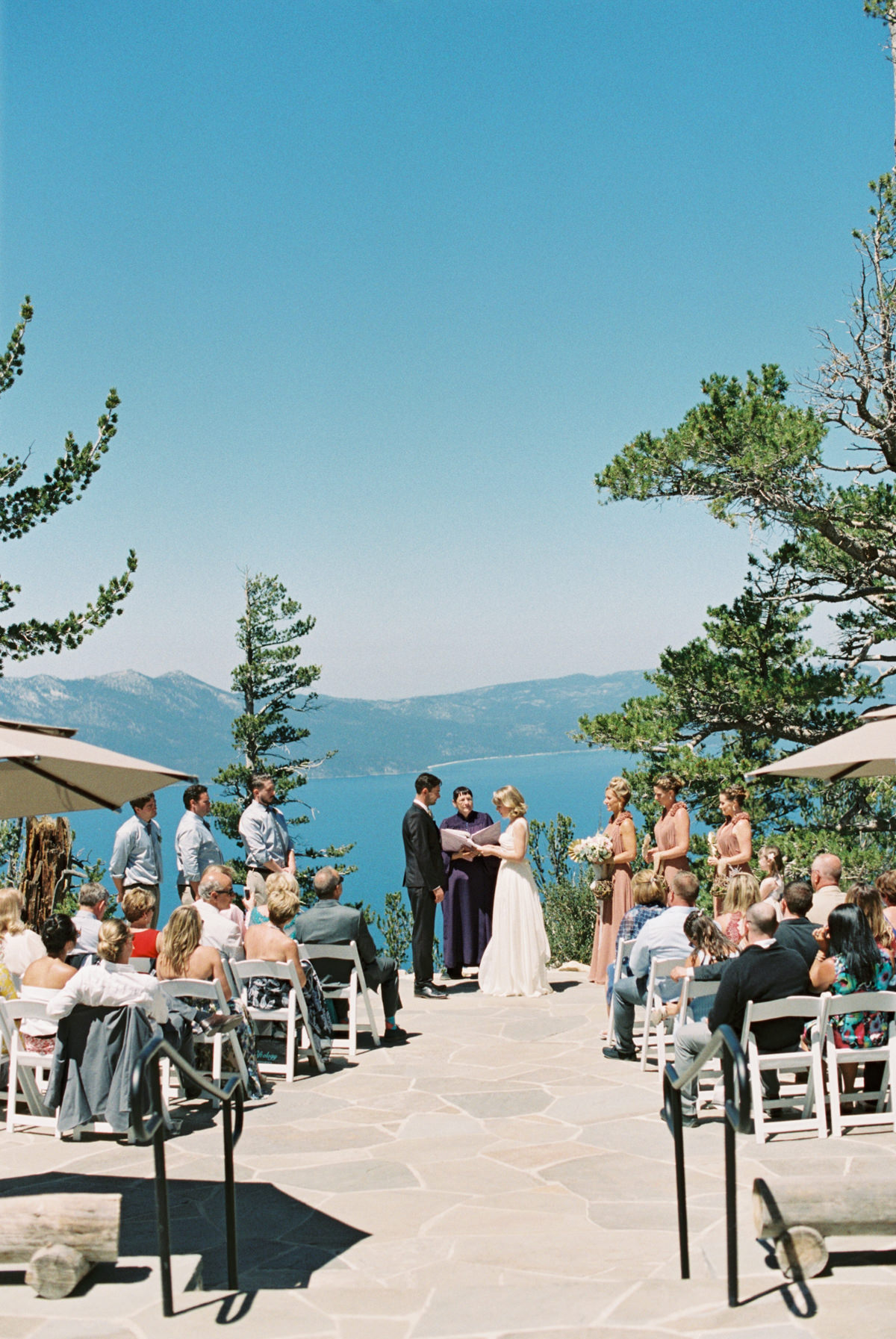 lake tahoe wedding photo by Matoli Keely Photography