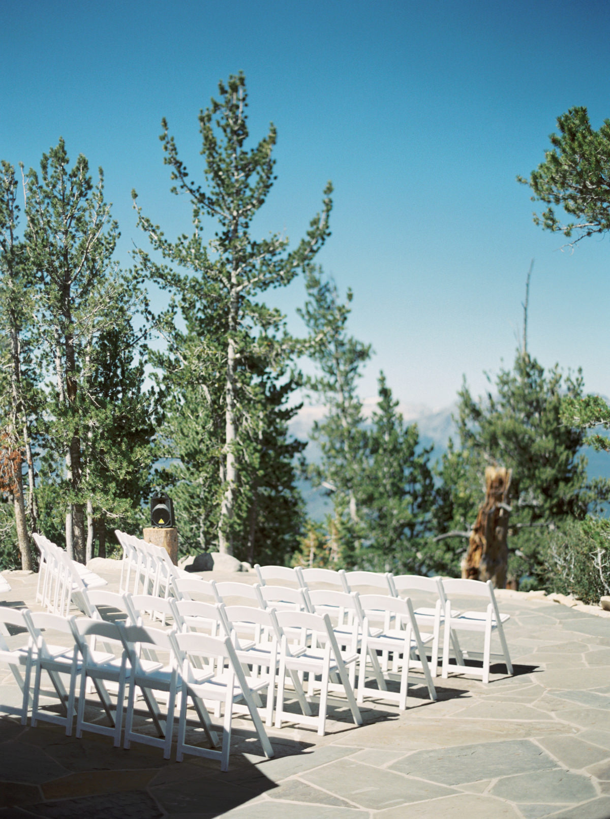 Heavenly Mountain Resort Wedding ceremony photo by Matoli Keely Photography