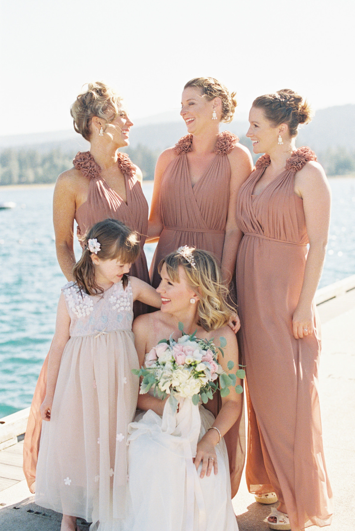 bridal party photo by Matoli Keely Photography