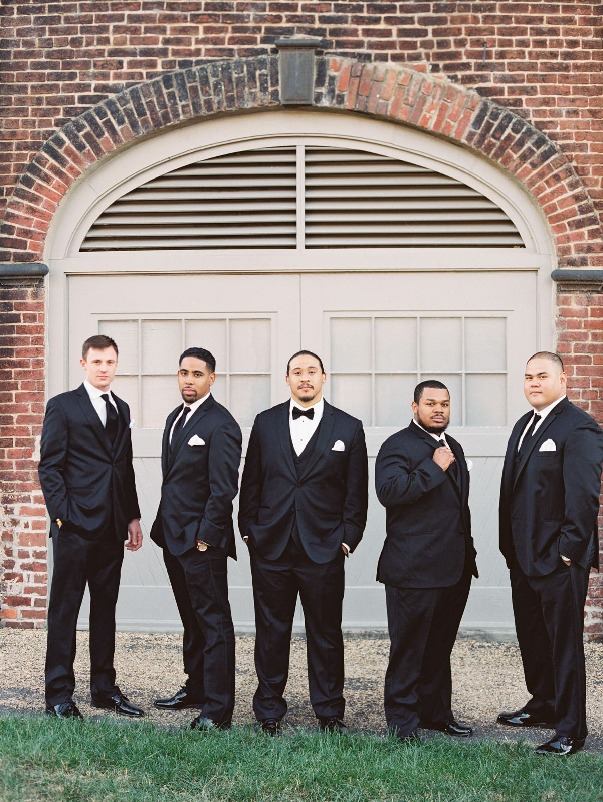 virginia wedding bridal party photo by Matoli Keely Photography