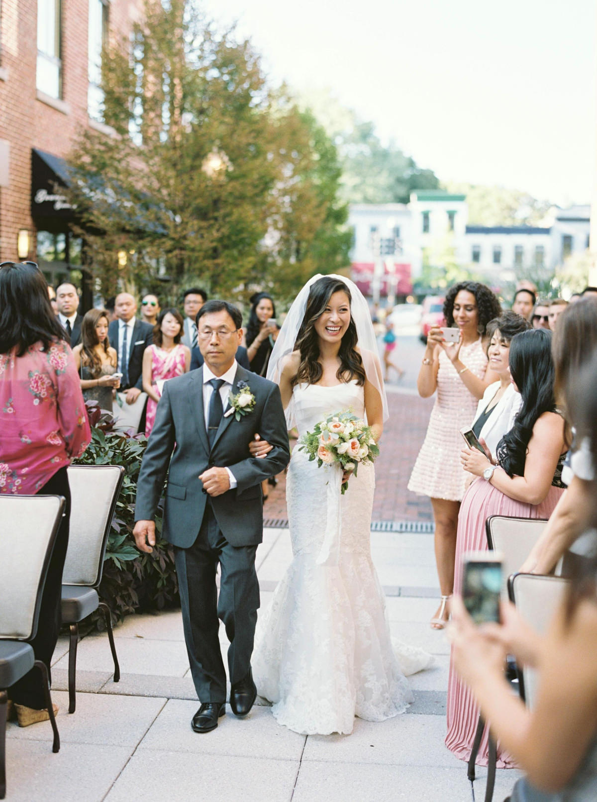 Asian Four Seasons Hotel Wedding in Washington DC
