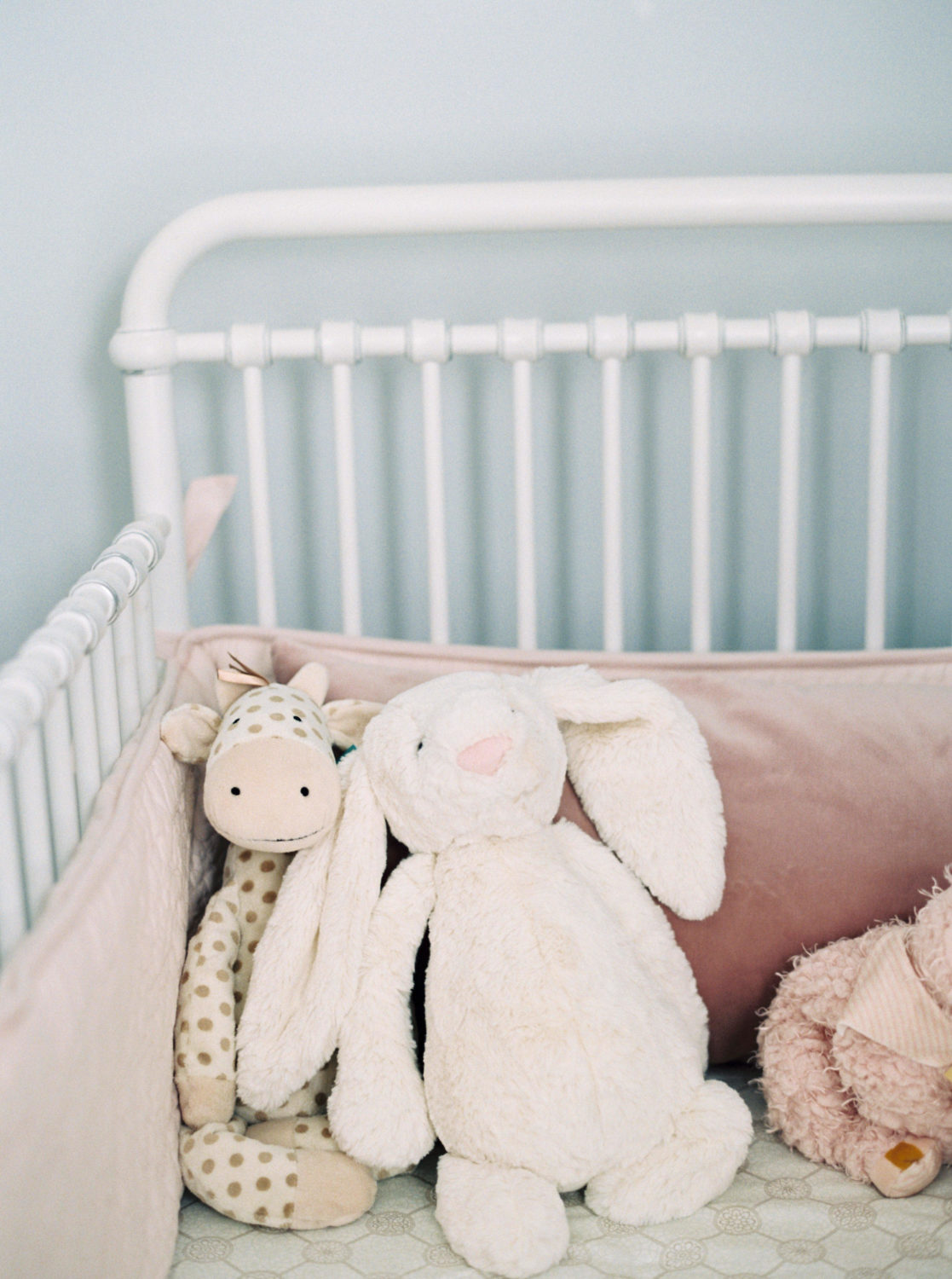 nursery crib details photo by matoli keely photography