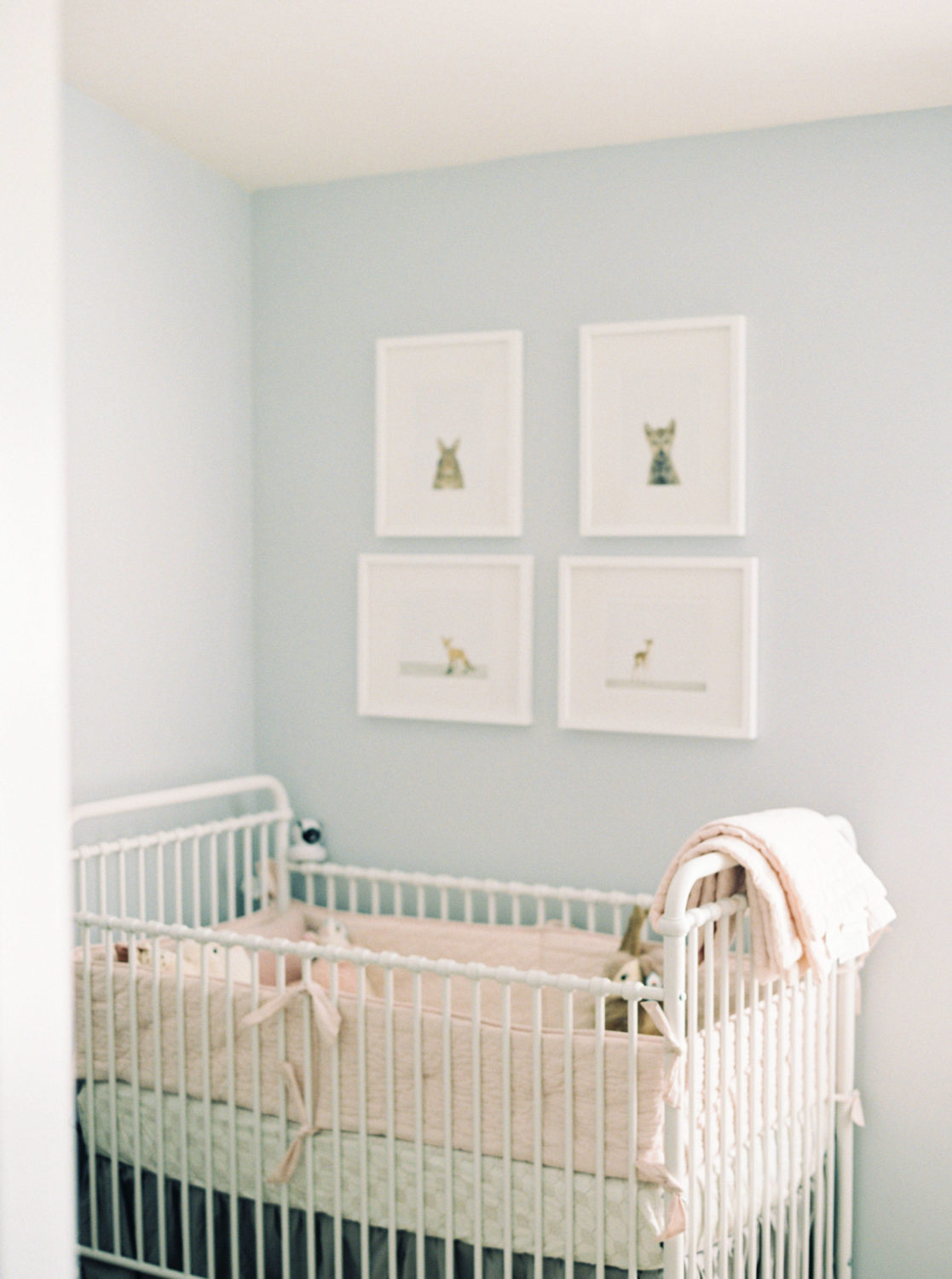 baby nursery inspiration photo by Matoli Keely Photography
